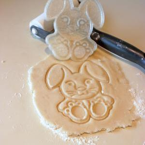 Easter Bunny Cookie Cutter - Perfec..