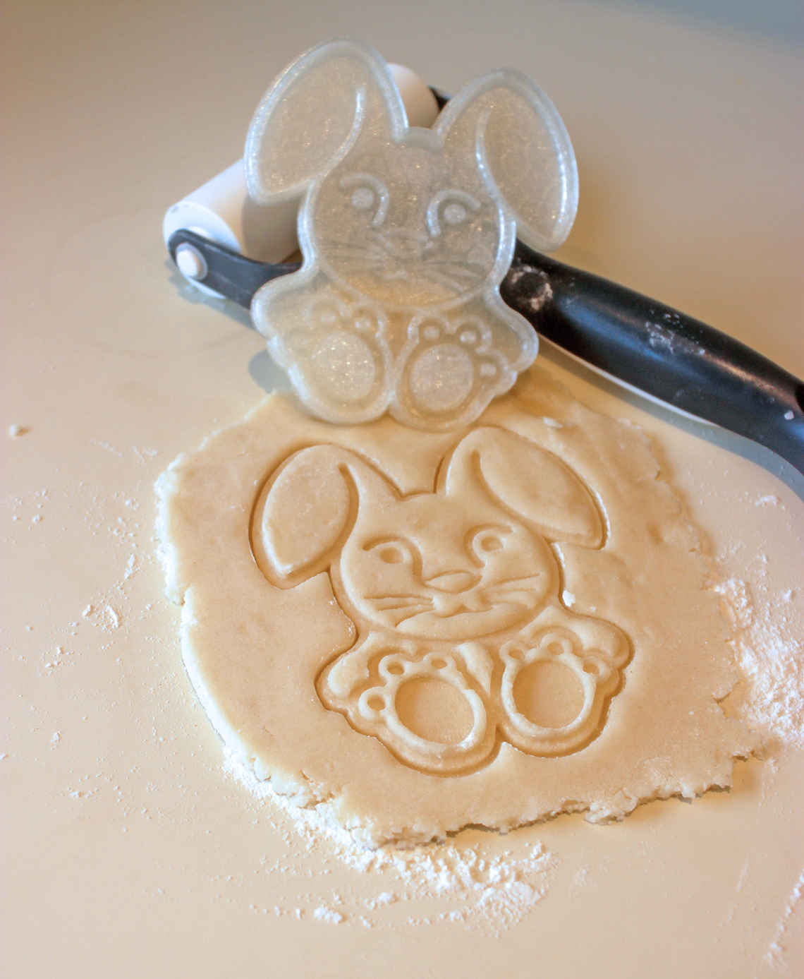 Easter Bunny Cookie Cutter - Perfect for Easter or Spring or Baby Showers or other Rabbit Theme Party Occasions